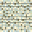 Seamless abstract background with little colored squares — Stok Vektör