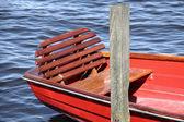 The rowboat — Stock Photo