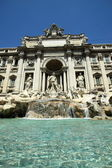The Trevi Fountain — Stock Photo