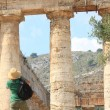 Temple of Segesta — Stock Photo