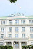 Hotel Atlantic — Stock Photo