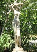 The statue — Stock Photo