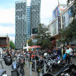 Stockfoto: Harley days hamburg 2013