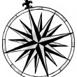 Compass rose — Stock Vector #23449858
