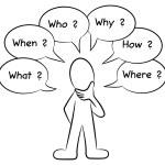 Questions — Stock Vector #27711761
