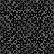 Seamless pattern black and white — Stock Vector