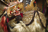 The Barong Dance — Stock Photo
