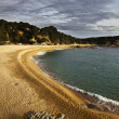 Costa Brava beach - Stock Photo