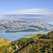 Stock Photo: Banks Peninsula