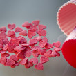 Stockfoto: Sweet hearts