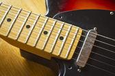 Guitare électrique — Photo