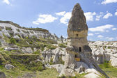 Cappadocia unusual rock formation — Stockfoto