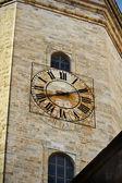 時計教会 — ストック写真