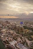 Cappadocia sunrise flight — Foto de Stock