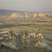 Cappadocian sunset — Stock Photo