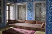 Ottoman room — Stock Photo