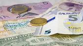 World banknotes — Stock Photo