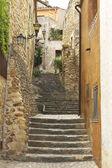Urban stairs — Stock Photo