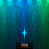 Shining abstract background — Stock Vector