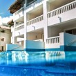 Hotel Resort, Playa del Carmen - Stock Photo