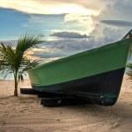 Playa Lancheros, Isla Mujeres, Mexico — Stock Photo