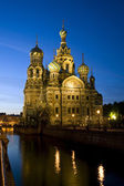 Church in St Petersburg — Stock Photo