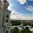 Smolny Cathedral, Saint Petersburg - Stock Photo