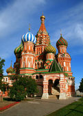 Saint basil katedrali, moskova — Stok fotoğraf