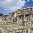 Stock Photo: Chichen Itzruins, Mexico