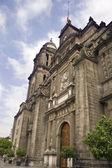 Metropolitan Cathedral in Mexico. — Stockfoto