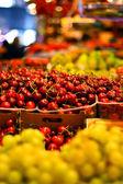 Food from La Boqueria, Barcelona — Stock Photo