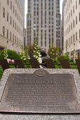 Rockefeller center, new york city — Stockfoto