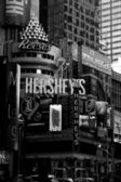 New York shops on Times Square — Stock Photo