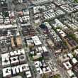 Стоковое фото: Aerial View of Manhattan, New York, USA