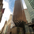 Stockfoto: Trump tower in New York City, USA