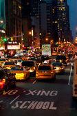 Times Square New York, USA — Stock Photo