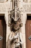 セントジョン大聖堂教会神の詳細 — ストック写真