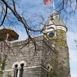 Belvedere Castle in Central Park — Stock Photo #28138709