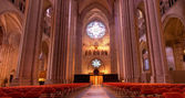 John the Divine church in New York — Стоковое фото