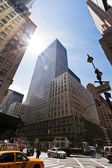 Manhattan buildings, New York City, USA — Foto de Stock