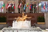 Manhattan icons, New York City, USA — Stock Photo