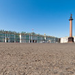 Alexander column and Hermitage — Stock Photo #30318685