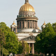 Saint Isaac Cathedral, St. Petersburg, Russia — Foto Stock