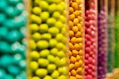 Candies texture — Stock Photo