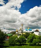 Lavra in Sergiev Posad, Russia — Stock Photo