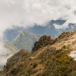 Mountains of Machu Picchu, Cusco, Peru — Stock Photo