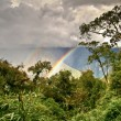 ������, ������: Rainbows in the mountains of Machu Picchu Cusco Peru
