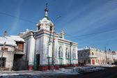 Arkhangelsk in winter — Stock Photo