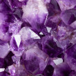 Amethyst background — Stock Photo #21724367