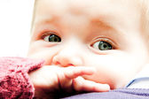 Baby dentition — Stock Photo